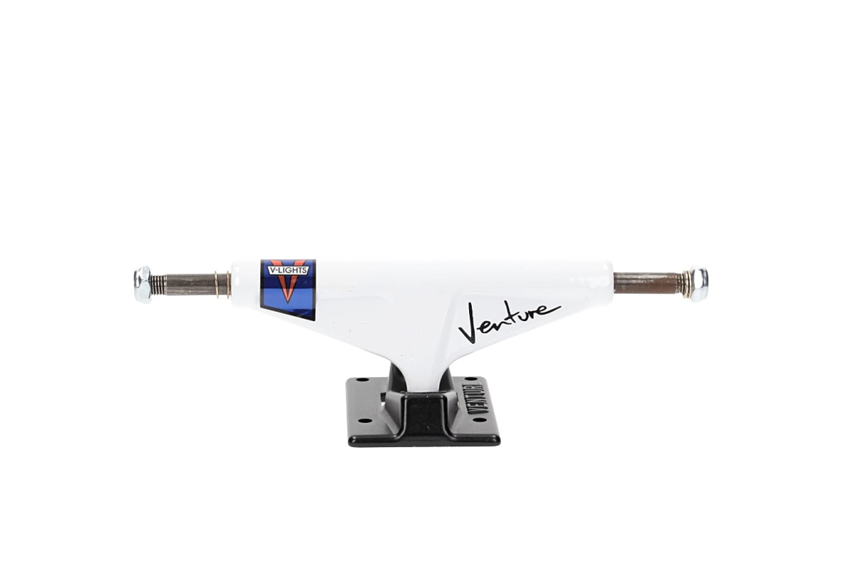 "Venture Trucks V-Lights 92 High 5.25"" Achse (white black)"