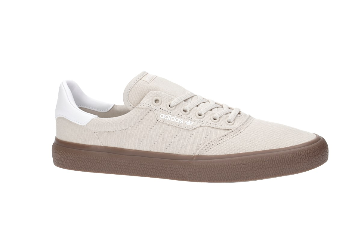 adidas Skateboarding 3MC Zapatilla (clear brown white gum)
