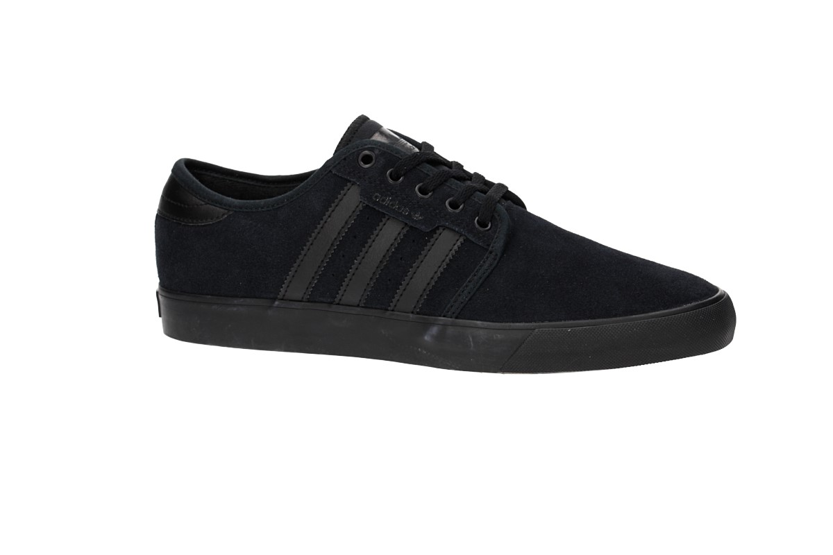 adidas Skateboarding Seeley Shoes (core black core black core black)