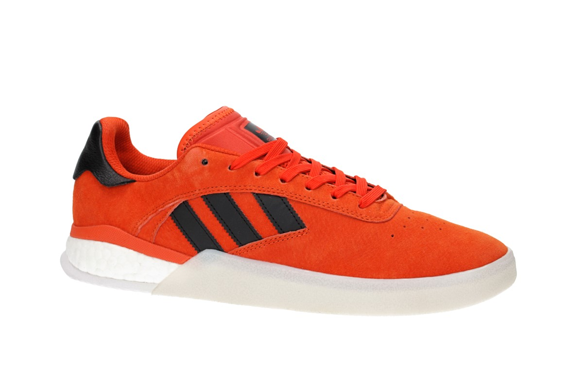 Whi Black Core Skateboarding Orange Schuhcollegiate 3st 004 Adidas 6gb7yf