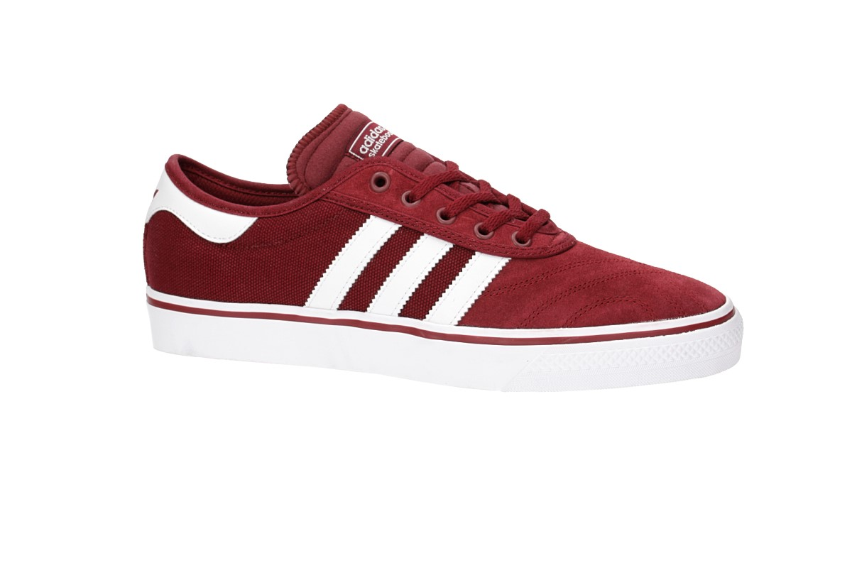 best sneakers 4dddc 29a9f adidas Skateboarding Adi Ease Premiere Shoes (collegiate burgundy white gum)