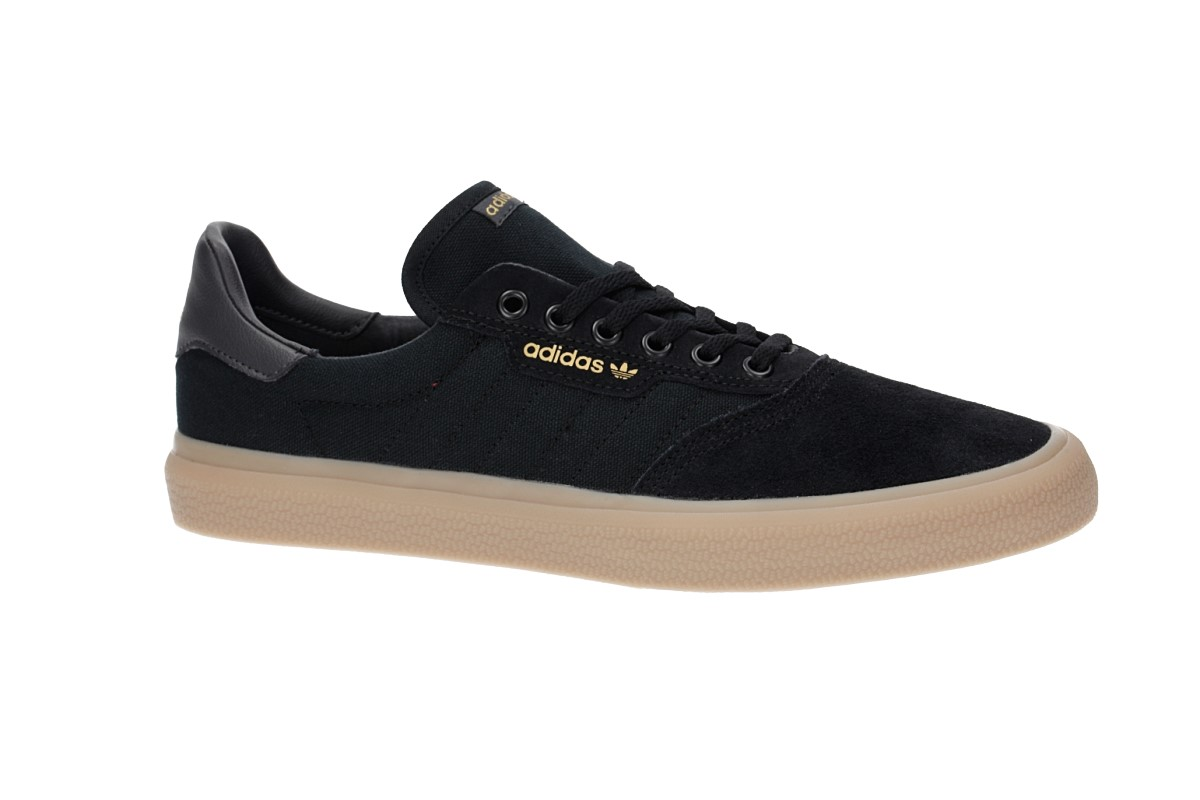 adidas Skateboarding 3MC Shoes (core black sold grey gum) buy at ... 20f154cd2