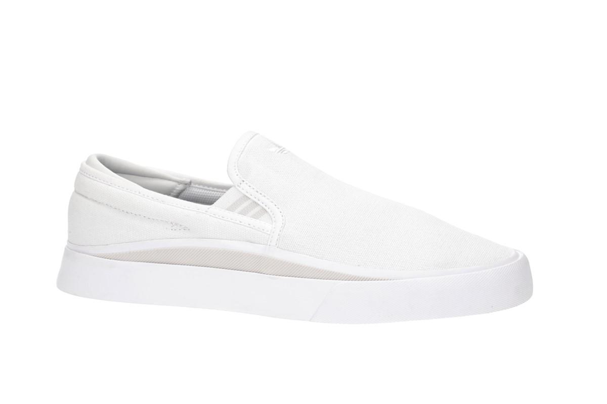 adidas Skateboarding Sabalo Slip Schoen (white grey one core black)