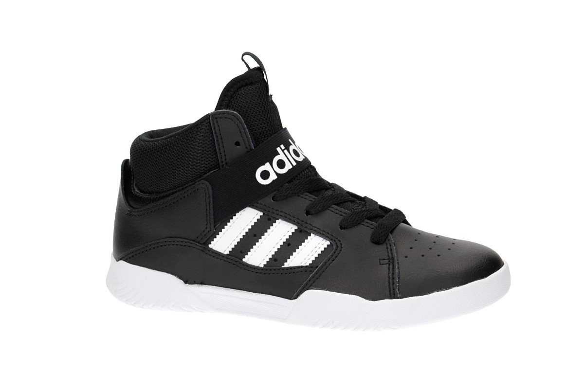 Vrx Kidscore Black Skateboarding Adidas Mid White Schuh White nym8ON0vw