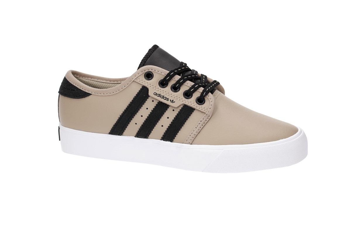 adidas Skateboarding Seeley Scarpa kids (trace core black white)