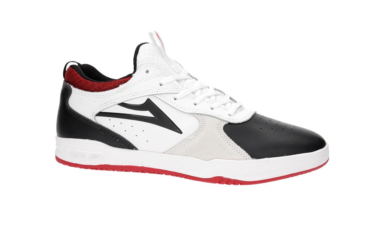 Lakai The Proto Tony Hawk Suede Chaussure (white black)