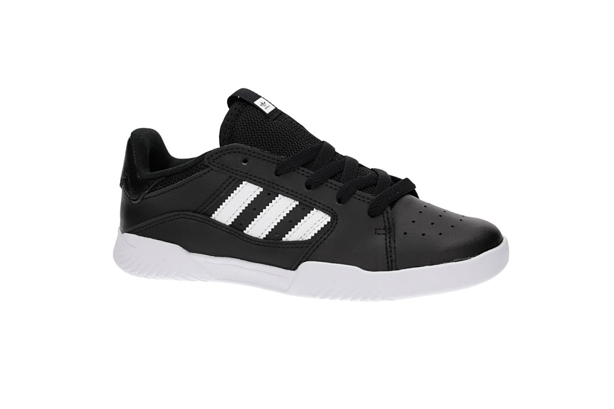 adidas Skateboarding VRX Low Shoes kids (core black white white)