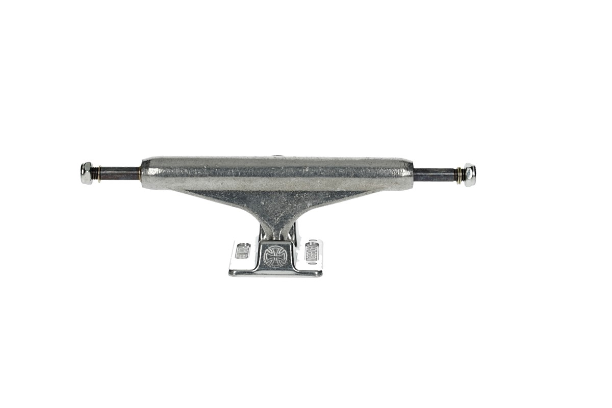 Independent 159 Stage 11 Standard Forged Titanium Truck (silver)