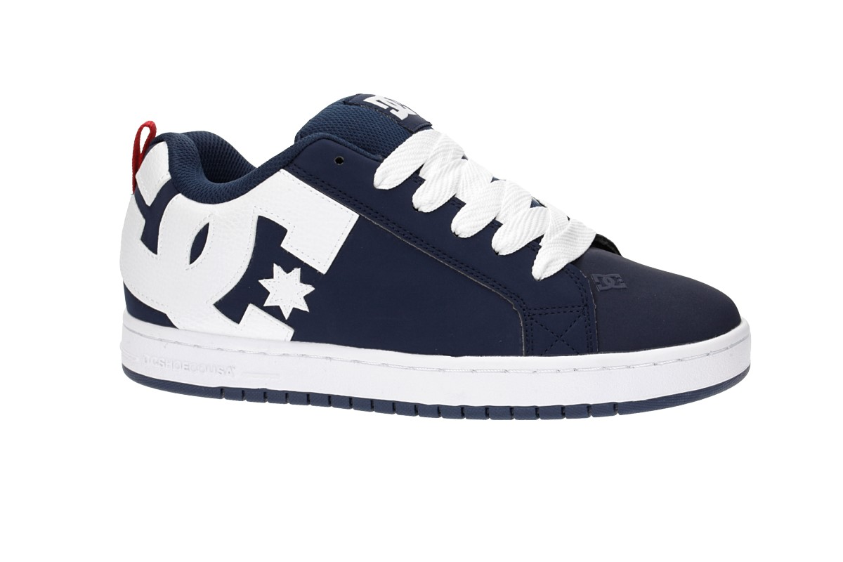 DC Court Graffik Shoes (navy)