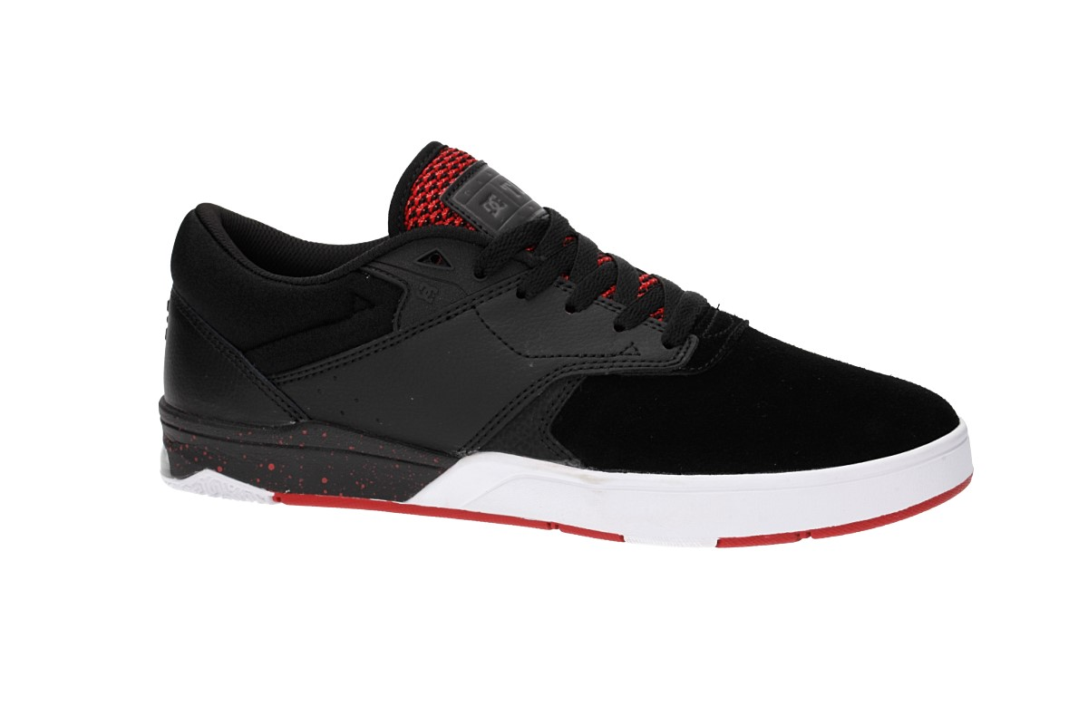 DC Tiago S Shoes (black athletic red black)