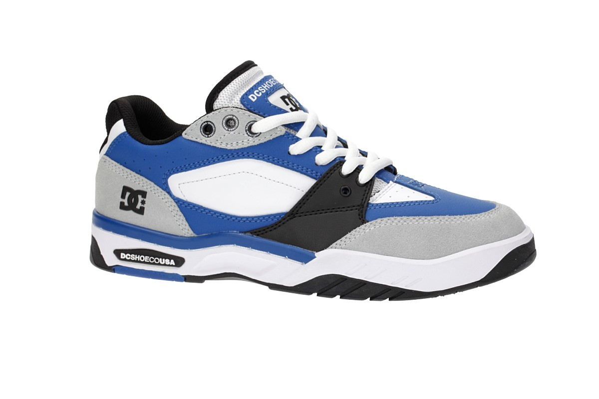 DC Maswell Schuh (blue black white)