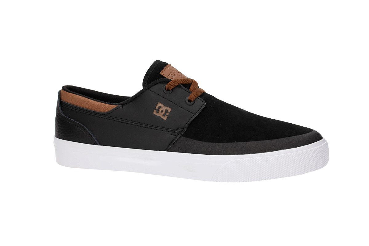 DC Wes Kremer 2 S Shoes (black black brown)