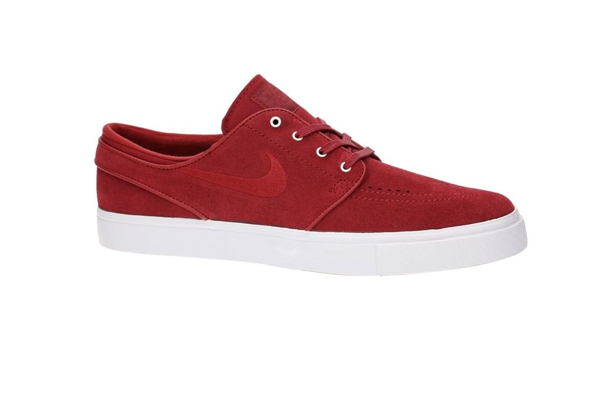new style 3a971 4ae79 Nike SB Zoom Stefan Janoski Shoes (team crimson)