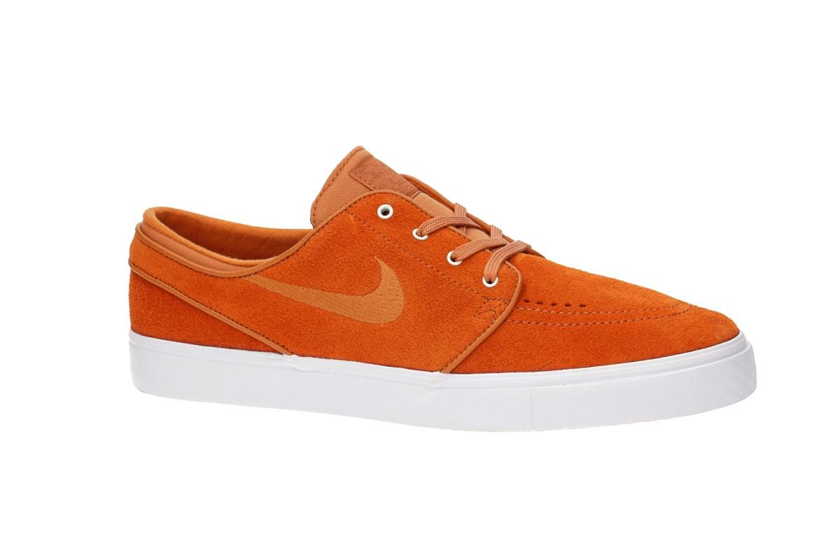 precio loco nueva especiales nueva lanzamiento Nike SB Zoom Stefan Janoski Shoes (cinder orange) buy at skatedeluxe