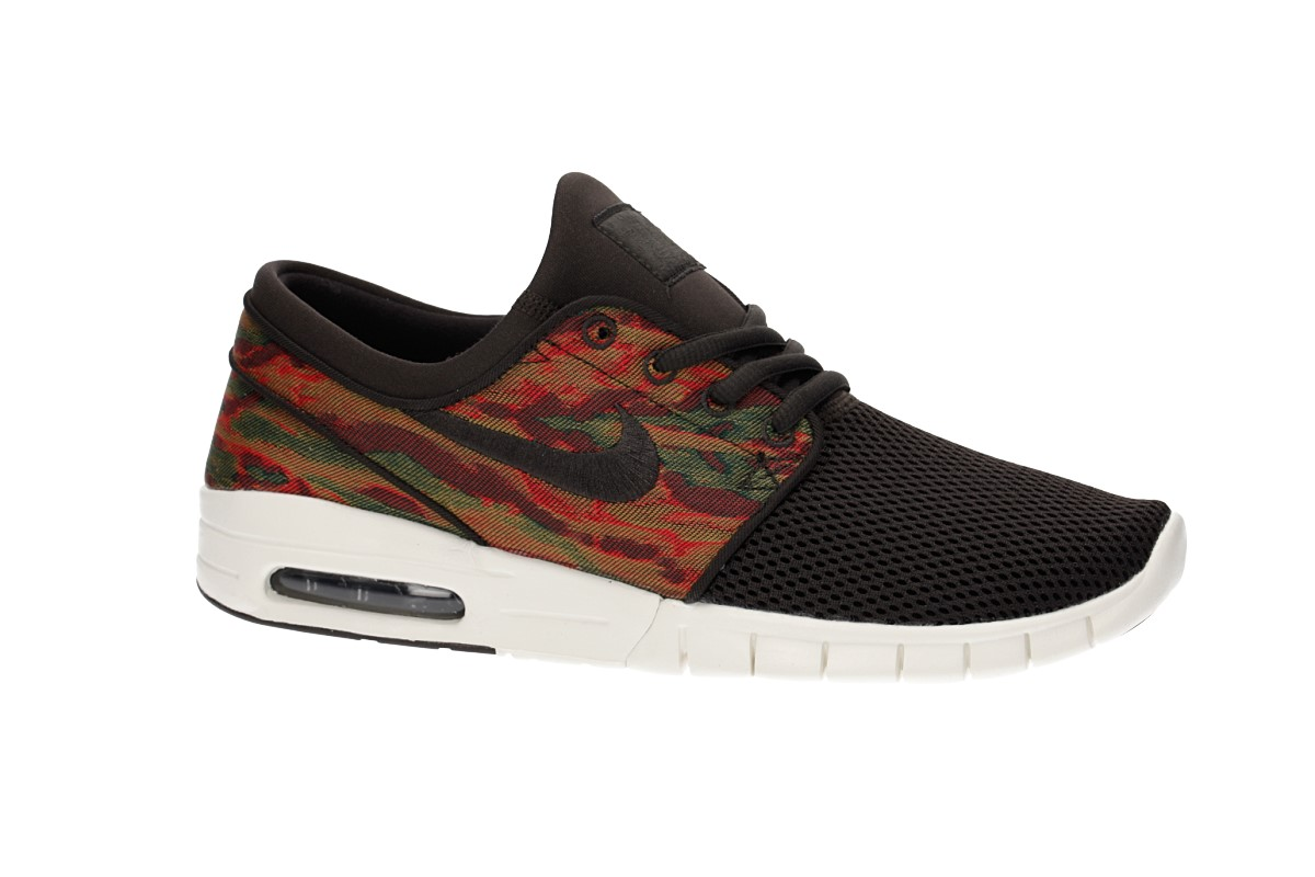 ac9593efb01 Nike SB Stefan Janoski Max Shoes (velvet brown sail) buy at skatedeluxe