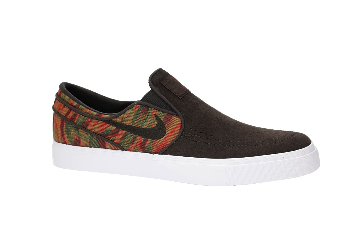 more photos b0c6c 1cc8f Nike SB Zoom Stefan Janoski Slip Premium Shoes (velvet brown)