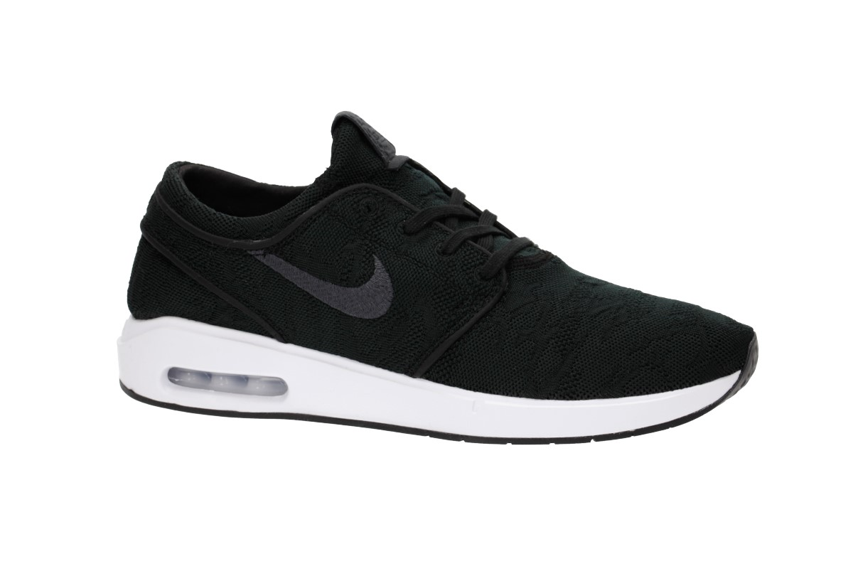 c42707ff71d5f Nike SB Air Max Janoski 2 Shoes (black anthracite white) buy at ...