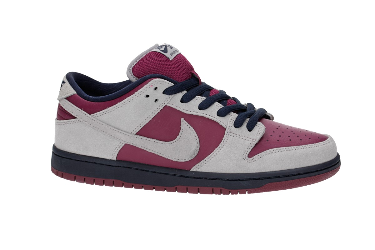 the latest df314 45d6e Nike SB Dunk Low Pro Shoes (atmosphere grey)