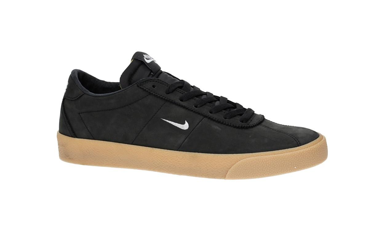 brand new d5a06 40d3d Nike SB Orange Label Zoom Bruin Iso Shoes (black white)