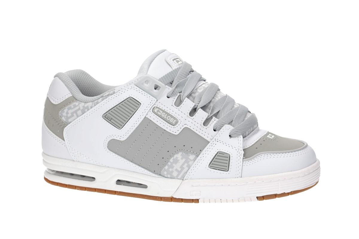 Globe Sabre Shoes (white grey gum)