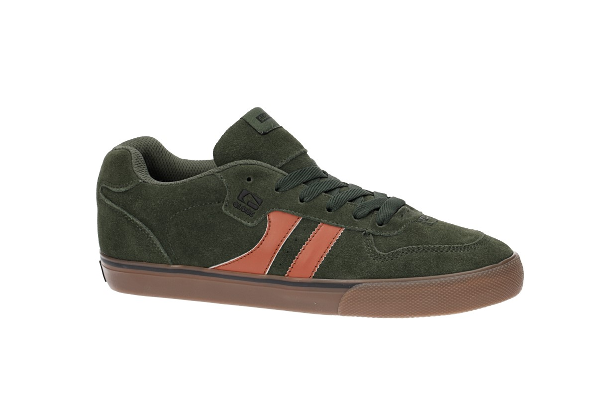 Globe Encore 2 Shoes (forest green tobacco)