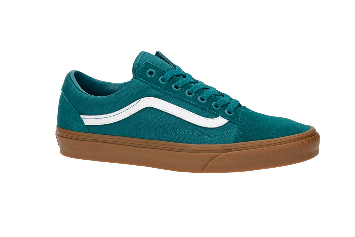 Vans Old Skool Zapatilla (quetzal green gum)