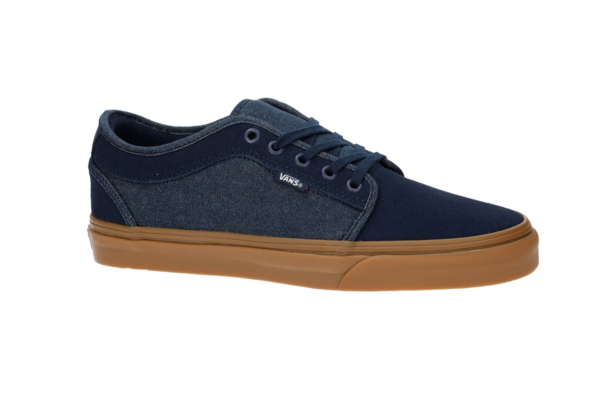 Vans Chukka Low Zapatilla (denim dress blues class)