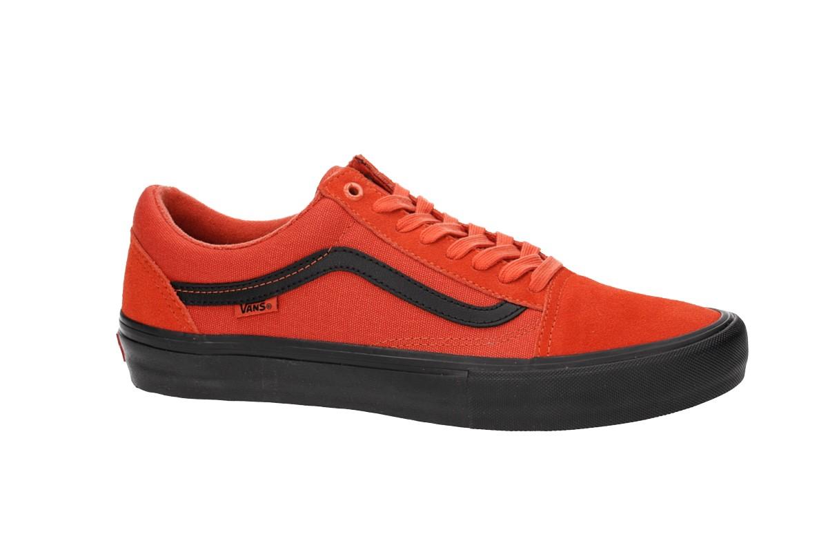 57d71a3538 Vans Old Skool Pro Shoes (koi black) buy at skatedeluxe