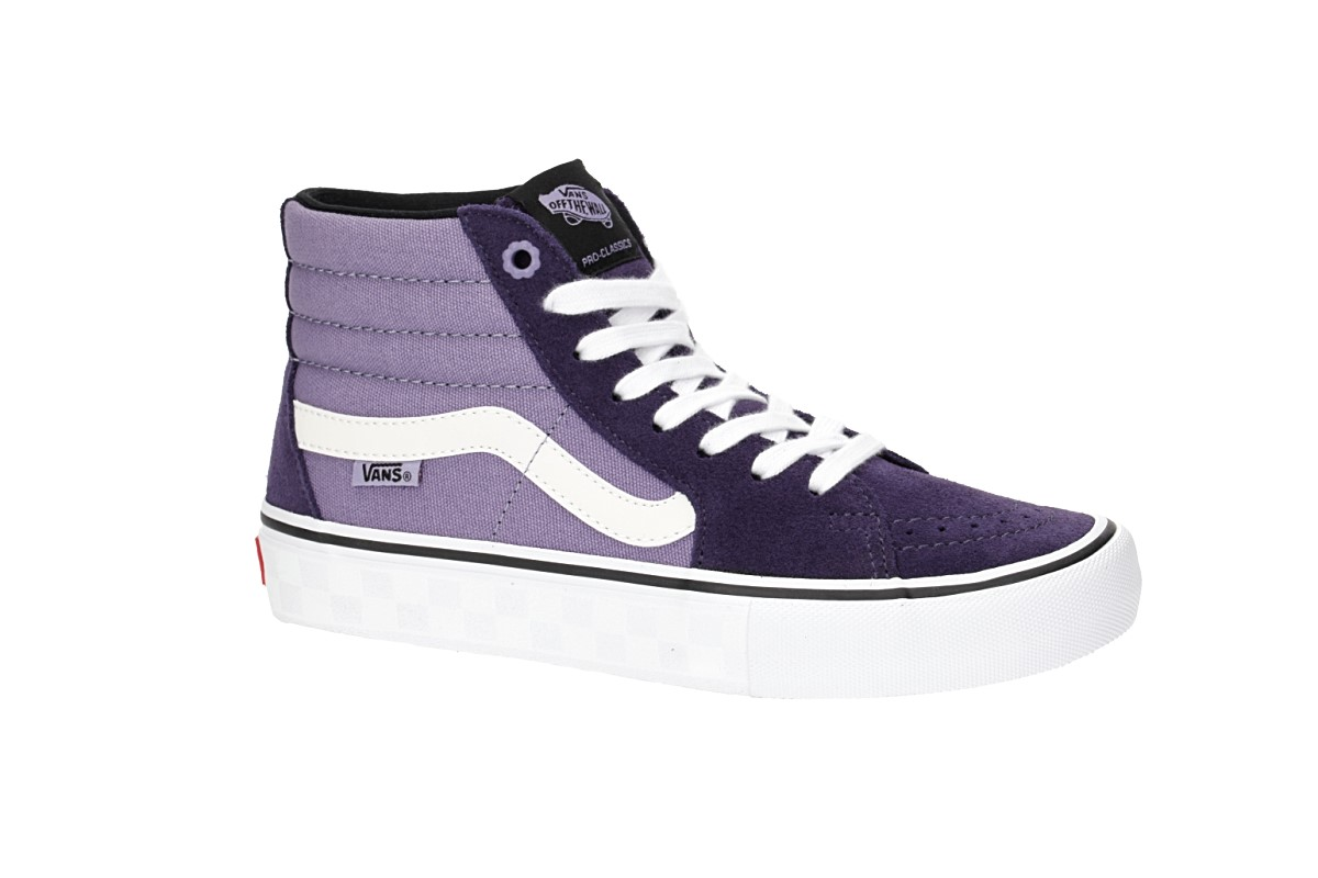 bf6e891c1ea134 Vans Sk8-Hi Pro Shoes women (lizzie armanto mysterio) buy at skatedeluxe