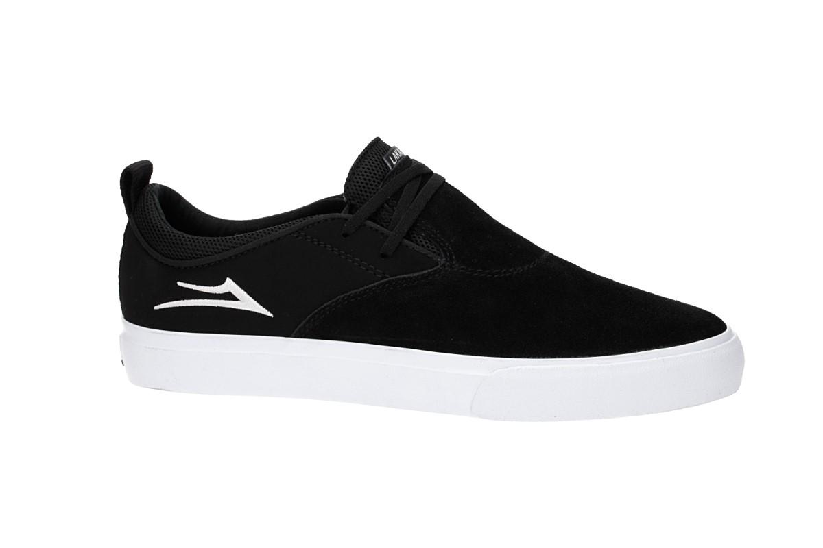 Lakai Riley Hawk 2 Suede Chaussure (black white)