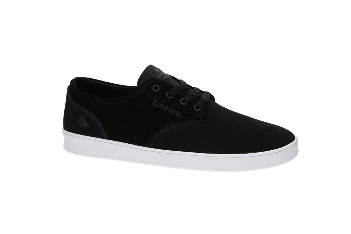 Emerica The Romero Laced Shoes (navy black silver)