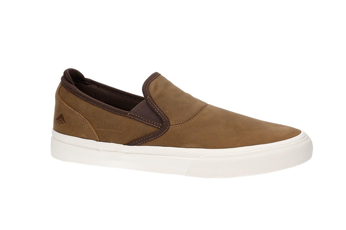 Emerica Wino G6 Slip-On Chaussure (brown)