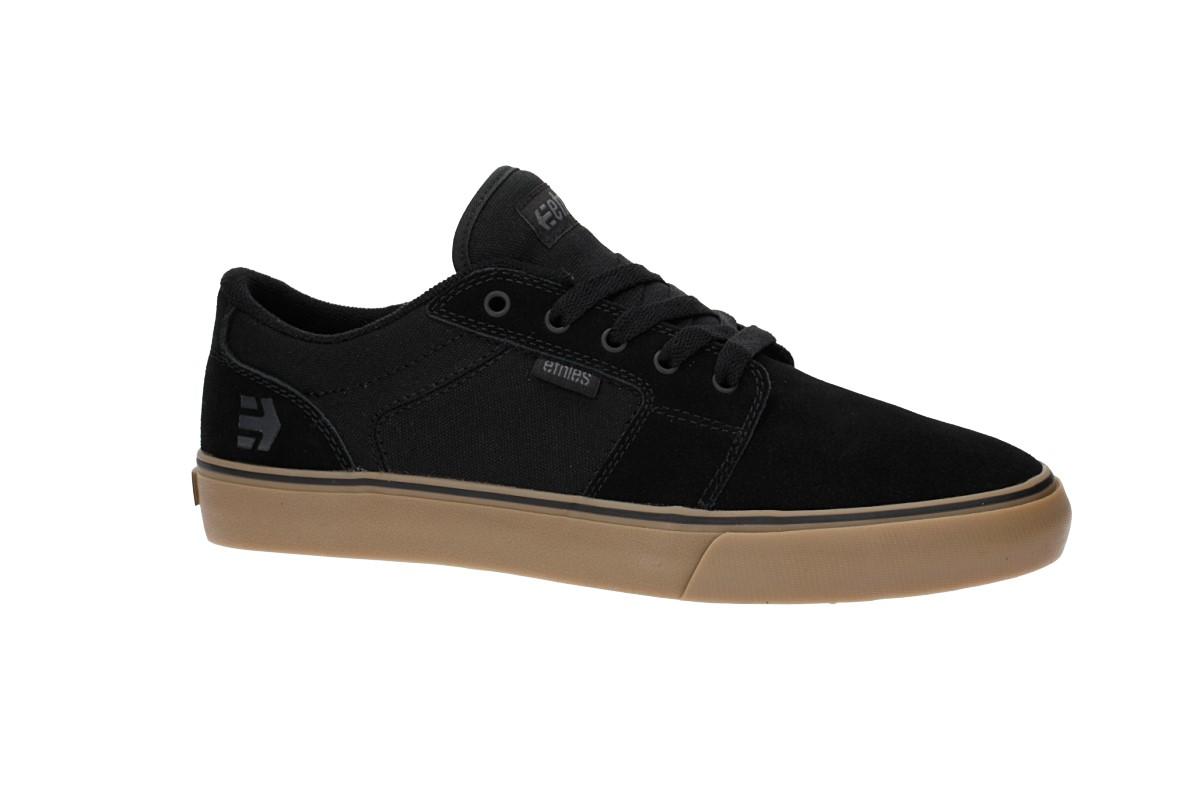 Etnies Barge LS Schuh (black gum grey)
