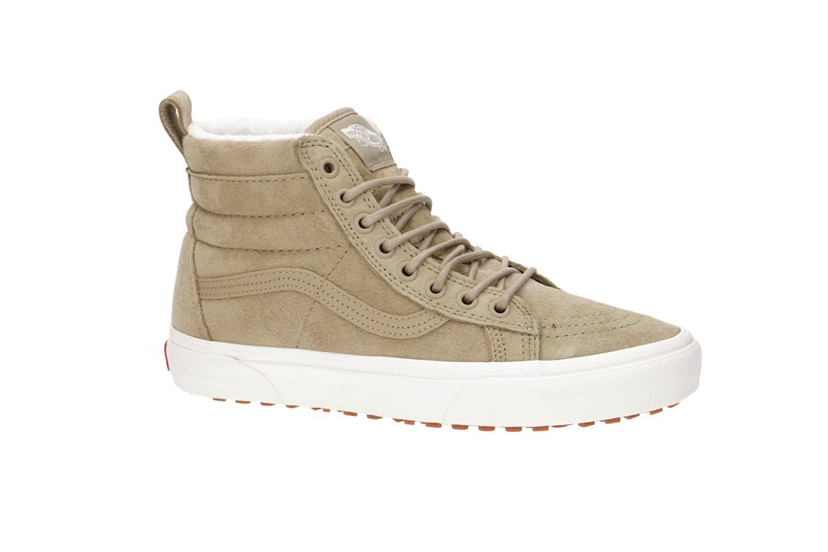 b32110cf907 Vans Sk8-Hi MTE Shoes women (cornstalk marshmallow) buy at skatedeluxe