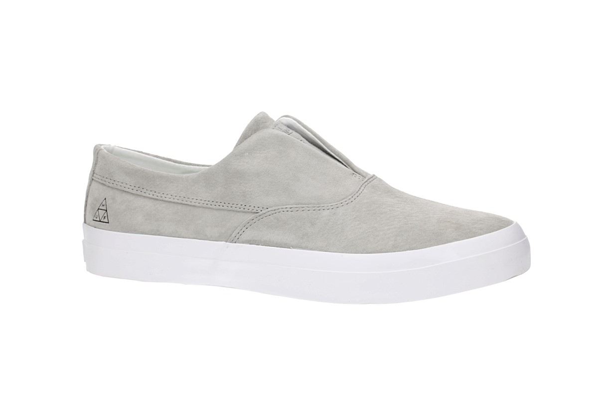 7114293135b2 HUF Dylan Slip On Shoes (ash) buy at skatedeluxe