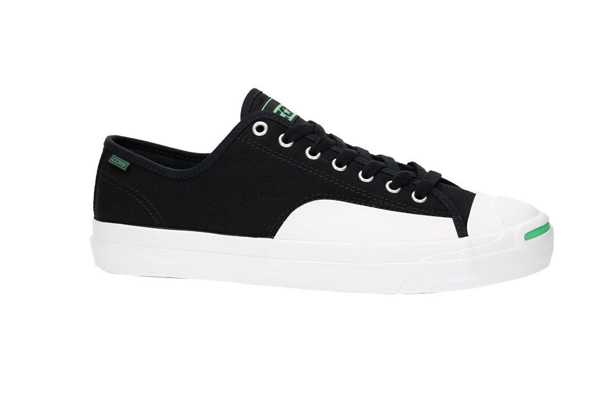 Converse Jack Purcell Pro OP Zapatilla (black acid green white)