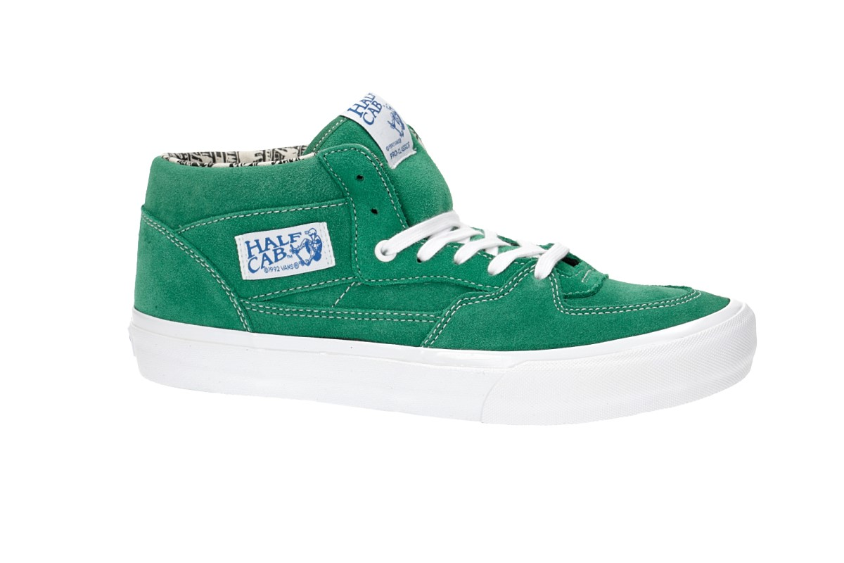 31ec9c0317 Vans x Ray Barbee Half Cab Pro Shoes (og emerald) buy at skatedeluxe