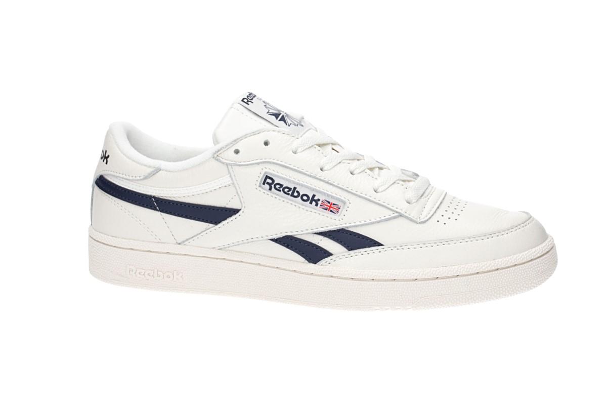 68952777 Reebok Revenge Plus MU Shoes (chalk paperwhite navy)