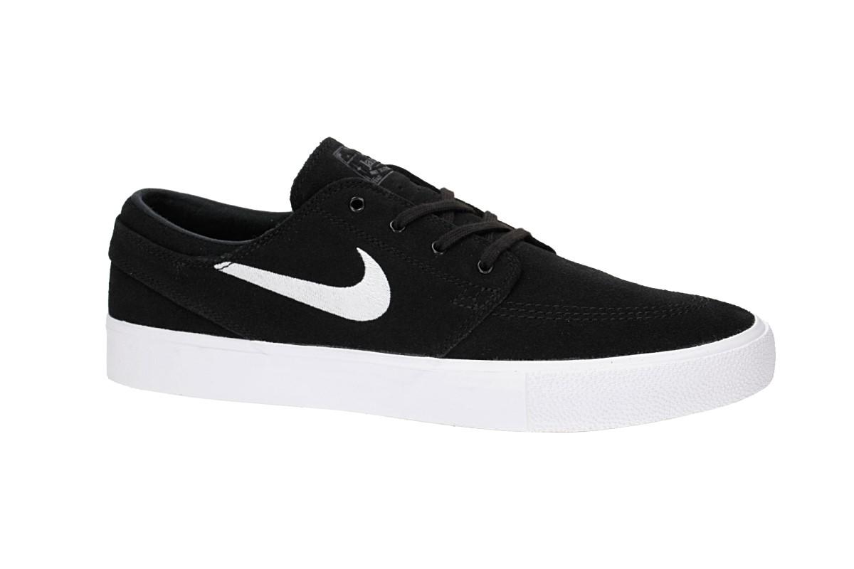 Nike SB Zoom Janoski RM Schuh (black white)