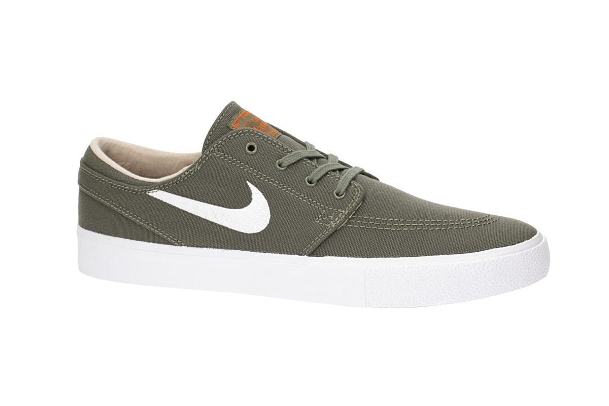 daca099f1c Nike SB Zoom Janoski Canvas RM Shoes (medium olive gum) buy at skatedeluxe