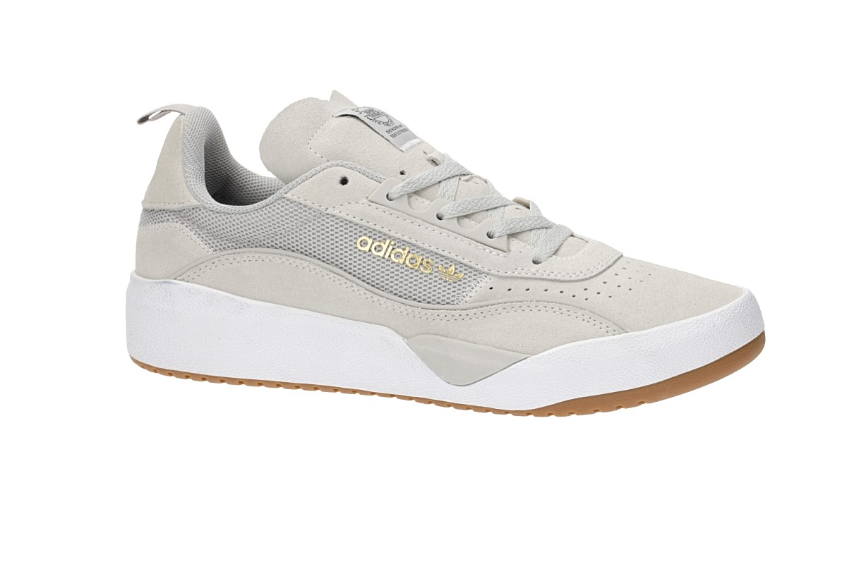 detailed pictures on sale new release adidas Skateboarding Liberty Cup Shoes (white gum gold metallic)