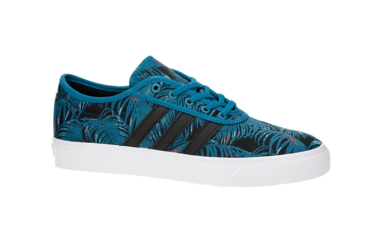 adidas Skateboarding Adi Ease Chaussure (active teal core black active or)