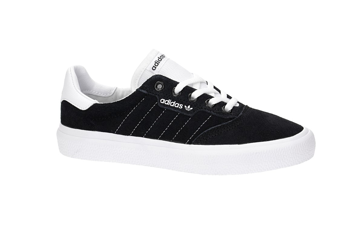 adidas Skateboarding 3MC Schoen kids (core black white white)