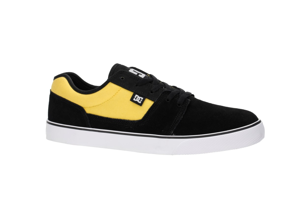 DC Tonik Shoes (black yellow)