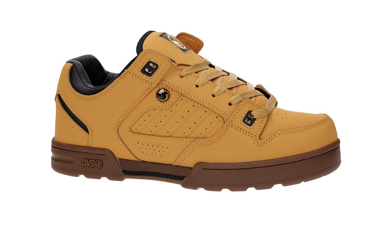 DVS Militia Snow Nubuck Shoes (chamois
