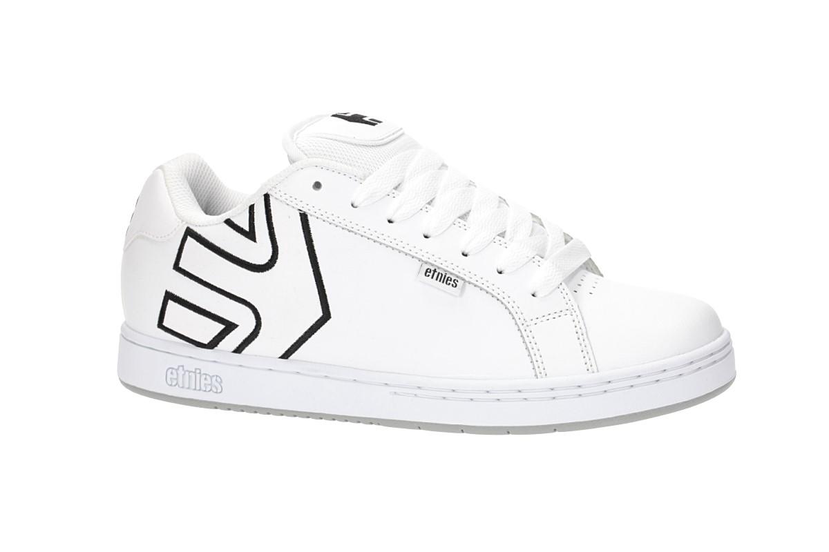 Etnies Fader Schuh (white silver)