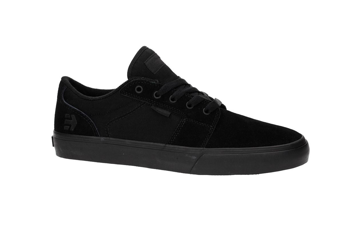 Etnies Barge LS Schoen (black black black)