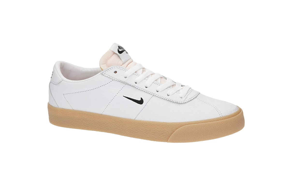 dad9b2e25007 Nike SB Orange Label Zoom Bruin Iso Shoes (white black) buy at ...
