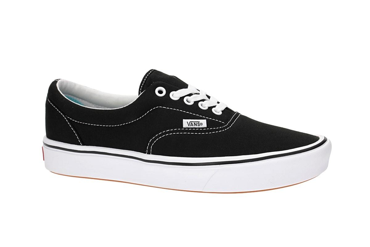 Vans ComfyCush Era Shoes (black true white)