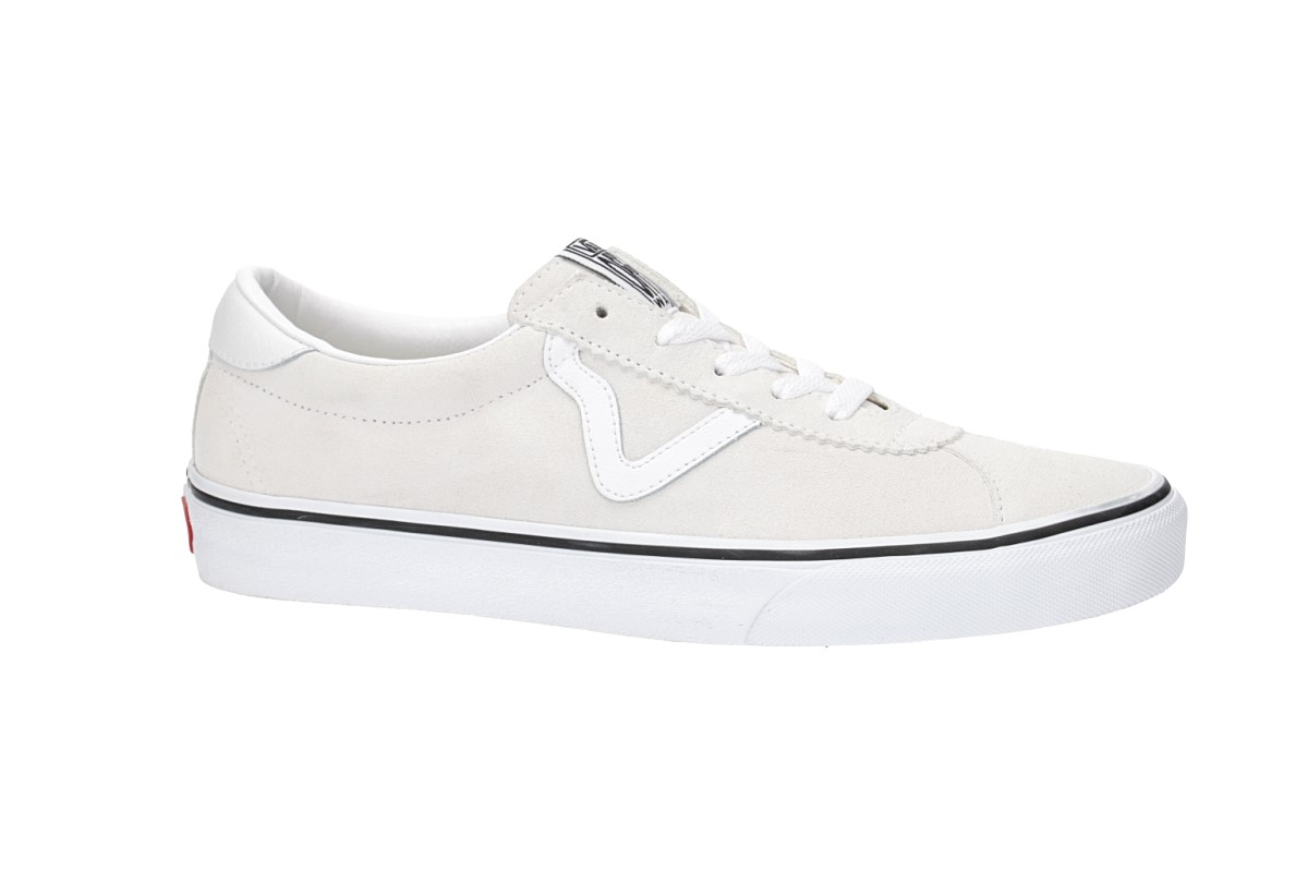 Vans Sport Suede Shoes (white)